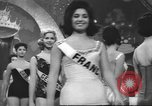 Image of Miss World pageant London England United Kingdom, 1960, second 10 stock footage video 65675057782