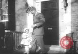 Image of John Kennedy and Caroline Washington DC USA, 1960, second 10 stock footage video 65675057785