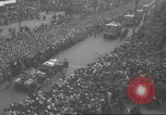Image of funeral procession Ireland, 1960, second 4 stock footage video 65675057788