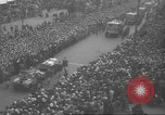 Image of funeral procession Ireland, 1960, second 5 stock footage video 65675057788