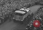 Image of funeral procession Ireland, 1960, second 7 stock footage video 65675057788