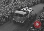 Image of funeral procession Ireland, 1960, second 10 stock footage video 65675057788