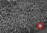 Image of funeral procession Ireland, 1960, second 11 stock footage video 65675057788