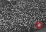 Image of funeral procession Ireland, 1960, second 12 stock footage video 65675057788