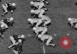 Image of football game Dallas Texas USA, 1960, second 11 stock footage video 65675057804