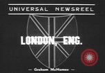 Image of military conscription United Kingdom, 1939, second 5 stock footage video 65675057815