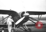 Image of Canadian bomber Montreal Quebec Canada, 1939, second 4 stock footage video 65675057816