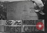 Image of Wisconsin's Cheese Week Washington DC USA, 1939, second 8 stock footage video 65675057818