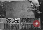 Image of Wisconsin's Cheese Week Washington DC USA, 1939, second 9 stock footage video 65675057818