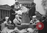 Image of Wisconsin's Cheese Week Washington DC USA, 1939, second 11 stock footage video 65675057818