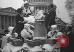 Image of Wisconsin's Cheese Week Washington DC USA, 1939, second 12 stock footage video 65675057818