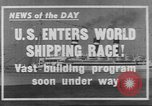 Image of Maritime Commission United States USA, 1937, second 2 stock footage video 65675057825