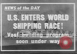 Image of Maritime Commission United States USA, 1937, second 3 stock footage video 65675057825