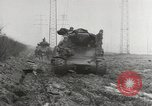 Image of M36B1 tank destroyer European Theater, 1944, second 17 stock footage video 65675057830