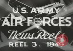Image of World War II United States USA, 1940, second 5 stock footage video 65675057831