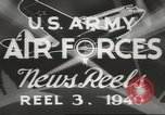 Image of World War II United States USA, 1940, second 7 stock footage video 65675057831