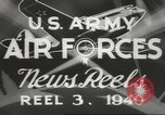Image of World War II United States USA, 1940, second 9 stock footage video 65675057831
