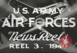 Image of World War II United States USA, 1940, second 11 stock footage video 65675057831