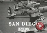 Image of Army Air Corps training San Diego California USA, 1940, second 2 stock footage video 65675057835
