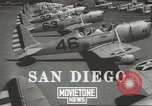 Image of Army Air Corps training San Diego California USA, 1940, second 4 stock footage video 65675057835