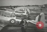 Image of Royal Canadian Air Force Ontario Canada, 1940, second 6 stock footage video 65675057838