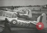 Image of Royal Canadian Air Force Ontario Canada, 1940, second 7 stock footage video 65675057838