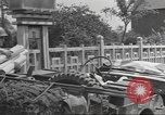 Image of Combat Command A Mortain France, 1944, second 6 stock footage video 65675057860