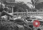 Image of Combat Command A Mortain France, 1944, second 7 stock footage video 65675057860