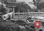 Image of Combat Command A Mortain France, 1944, second 8 stock footage video 65675057860