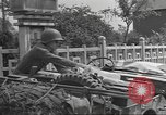 Image of Combat Command A Mortain France, 1944, second 10 stock footage video 65675057860