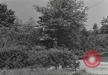 Image of Combat Command A Mortain France, 1944, second 12 stock footage video 65675057860