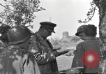 Image of Combat Command A Mortain France, 1944, second 5 stock footage video 65675057861