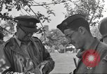 Image of Combat Command A Mortain France, 1944, second 7 stock footage video 65675057861
