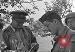 Image of Combat Command A Mortain France, 1944, second 8 stock footage video 65675057861