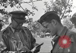 Image of Combat Command A Mortain France, 1944, second 9 stock footage video 65675057861