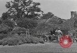 Image of Combat Command A Mortain France, 1944, second 12 stock footage video 65675057861