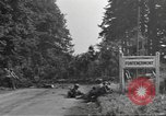 Image of US 9th Infantry Division, 39th Regiment, in World War II Fontenerment France, 1944, second 8 stock footage video 65675057864