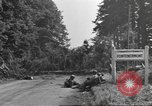 Image of US 9th Infantry Division, 39th Regiment, in World War II Fontenerment France, 1944, second 10 stock footage video 65675057864
