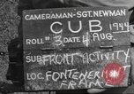 Image of 9th Infantry Division Fontenerment France, 1944, second 2 stock footage video 65675057865