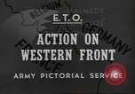 Image of United States Army Belgium, 1945, second 8 stock footage video 65675057868