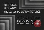 Image of 35th Infantry Division Europe, 1945, second 2 stock footage video 65675057871