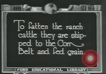 Image of meat packing industry Chicago Illinois USA, 1922, second 6 stock footage video 65675057877