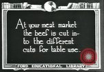 Image of meat packing industry United States USA, 1922, second 6 stock footage video 65675057879