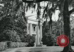 Image of Melrose estate Natchez Mississippi USA, 1939, second 2 stock footage video 65675057885