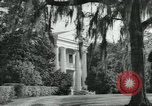 Image of Melrose estate Natchez Mississippi USA, 1939, second 3 stock footage video 65675057885