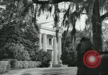Image of Melrose estate Natchez Mississippi USA, 1939, second 4 stock footage video 65675057885