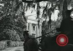 Image of Melrose estate Natchez Mississippi USA, 1939, second 6 stock footage video 65675057885