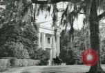 Image of Melrose estate Natchez Mississippi USA, 1939, second 12 stock footage video 65675057885