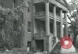 Image of damaged buildings Natchez Mississippi USA, 1939, second 4 stock footage video 65675057886