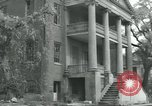 Image of damaged buildings Natchez Mississippi USA, 1939, second 5 stock footage video 65675057886